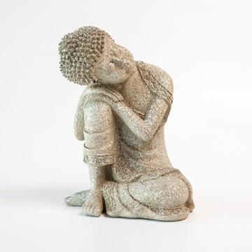 Fredfyldt buddha statue