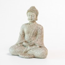 Lille Buddha figur mediterende
