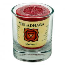 Glas til Aroma stearinlys