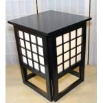 Andon Japansk lampe bord 50 cm.