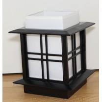 Akida - japansk bordlampe 30 cm