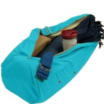 Yogamåtte taske - turkis