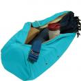 Yogamåtte taske i turkis