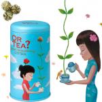 """Or tea-""""naturlig te Blomst"""""""