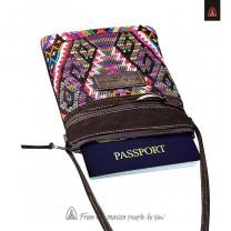 Genbrugs taske fra Mayan Indianer