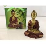 Lille Buddha figur i flot gavepose - variant M