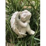 Fredfyldt bedende Engel