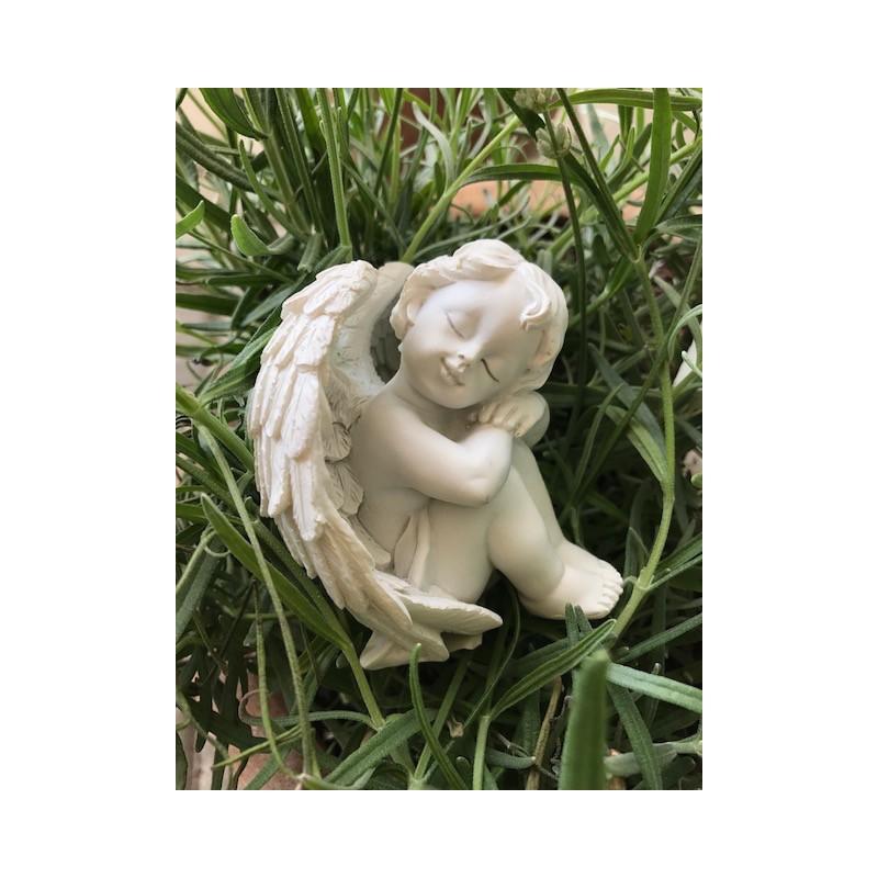 Topmoderne Engle statuer - Køb små og store engle statuer og figurer - Hurtig AD-03