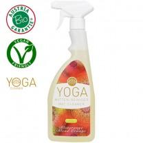 Yogamåtte rengøringsmiddel