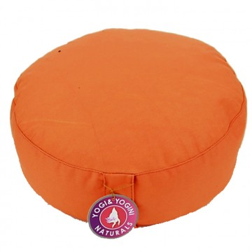 Meditationspude i Orange