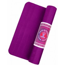 Yogi & Yogini yoga måtte - violet