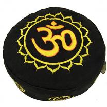 Meditationspude OHM - Sort