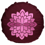 Børne - Meditationspude - lotus