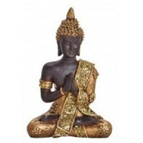 Lille bedende Buddha