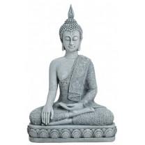 Thailandsk grå Buddha
