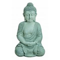 Buddha I Grå 47 cm