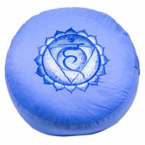 Chakra Meditationspude Vishuddha
