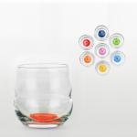 Chakra glas - alle syv glas