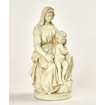 Michelangelos Madonna of Bruges