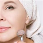 Chi massage rulle - Rosakvarts