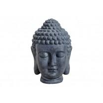 Smilende Buddha hoved