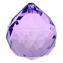 Feng Shui Krystal 4 cm - Violet