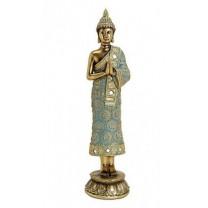 Stående Buddha Namaste