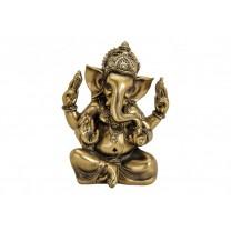 Ganesha i antik guld
