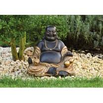 Stor glad Buddha