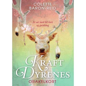 Colette Baron-Reid: KRAFT-DYRENES ORAKELKORT