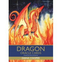 Dragon Oracle cards Diana Cooper