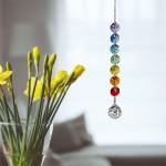 Chakra Swarovski Krystal kugle