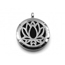 Aromaterapi vedhæng lotus