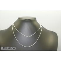 Halskæde sølv 45 cm