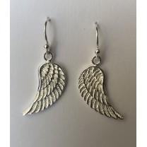 Øreringe med englevinger