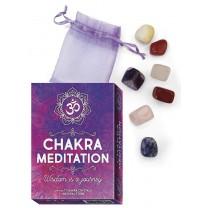 Chakra Meditation Oracle kort