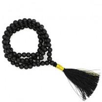 Mala halskæde af Shungite