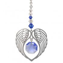 Engle vinge hjerte Sapphire