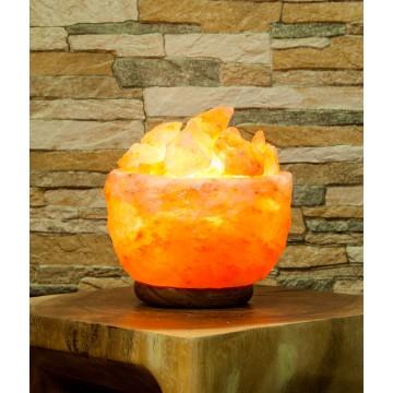 Salt Atmosfære Lampe