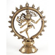 Shiva Nataraj messing
