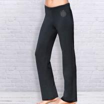 Yoga bukser - Sort - Spirit of om