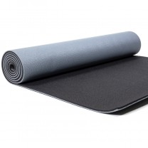 Yogamåtte Deluxe anthracite