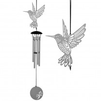 Flourish - Kolibri vindklokke