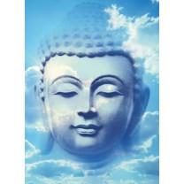Notesbog Buddha sky