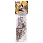 Hvid Salvie 15-20 gram fakkel pakke