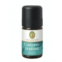 Concentration æterisk olie
