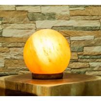 Salt krystal Lampe - Kugle