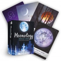 Moonology Oracle Cards – Yasmin Boland