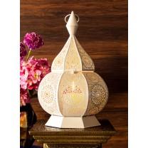 Orientalsk magisk lampe