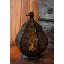 Orientalsk magisk mørk lanterne